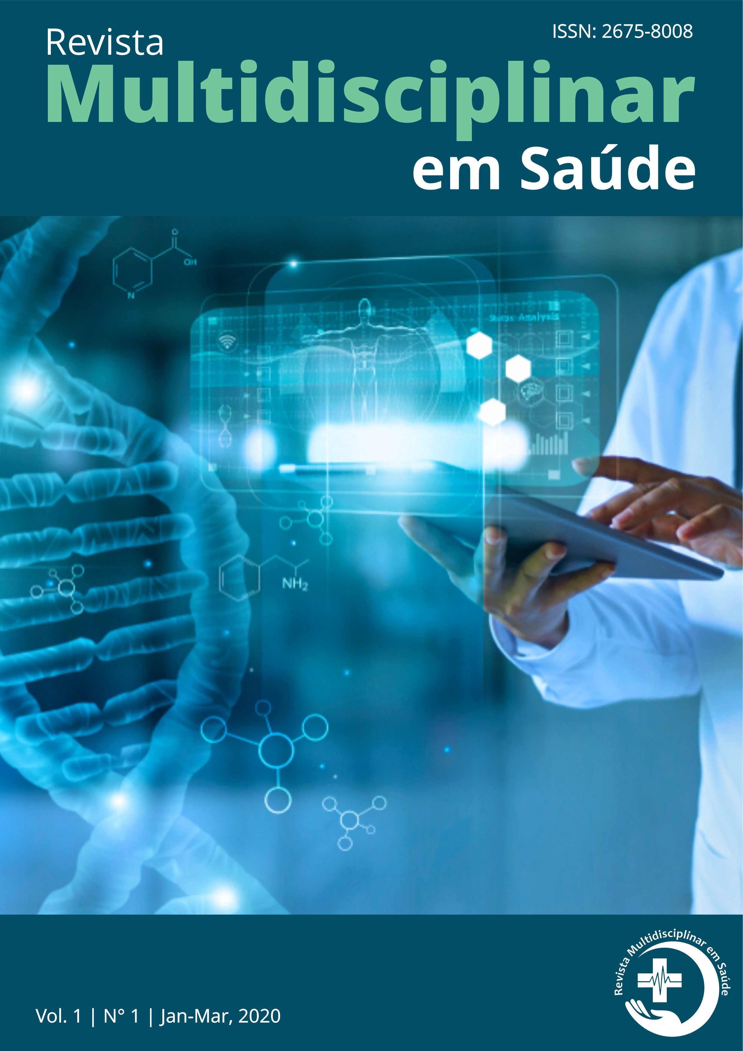Visualizar v. 1 n. 1 (2020): Edição Especial: Anais do I Congresso Brasileiro de Ciências Farmacêuticas On-line
