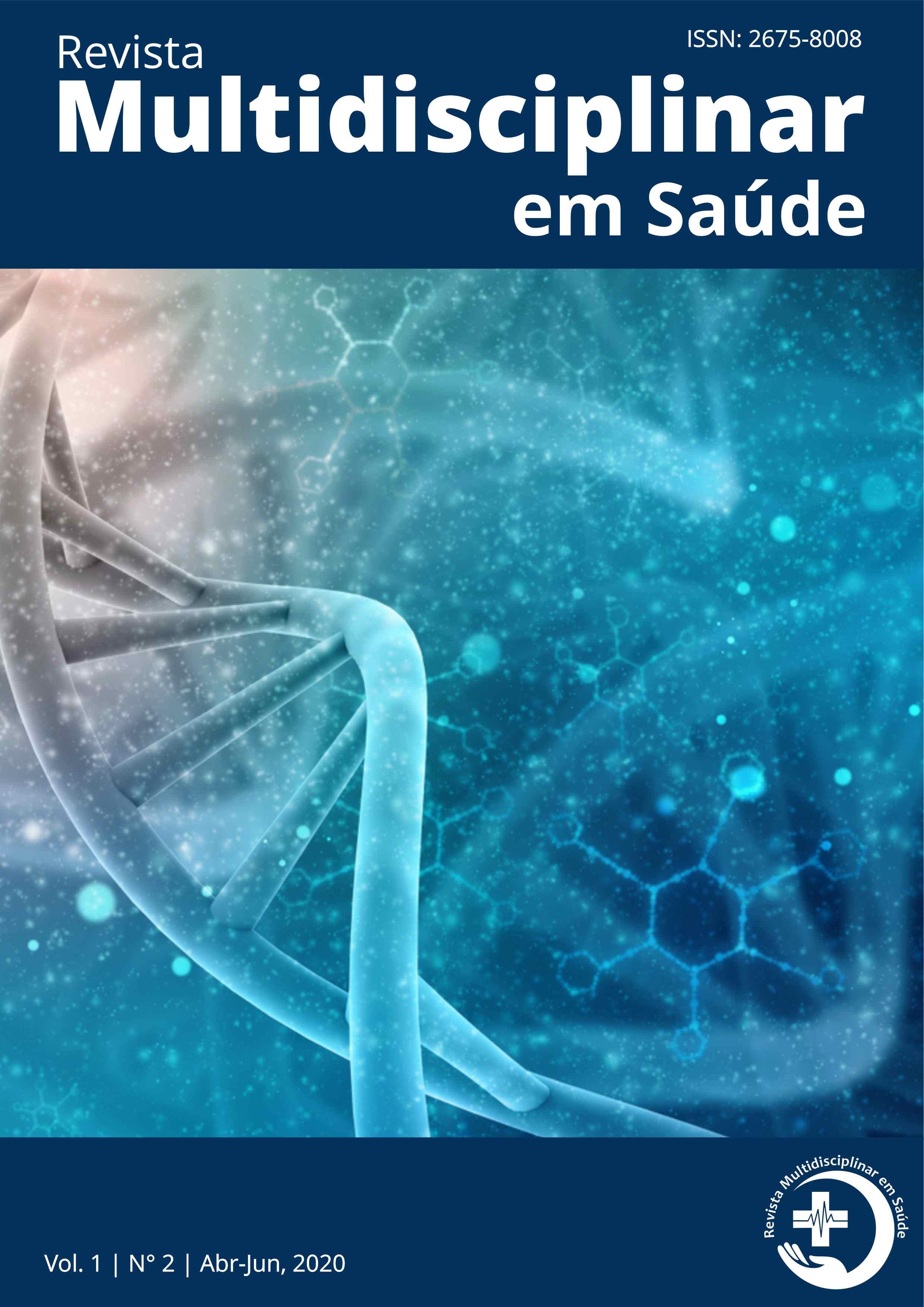 Visualizar v. 1 n. 2 (2020): Edição Especial 2: Anais do I Congresso Brasileiro de Saúde On-line
