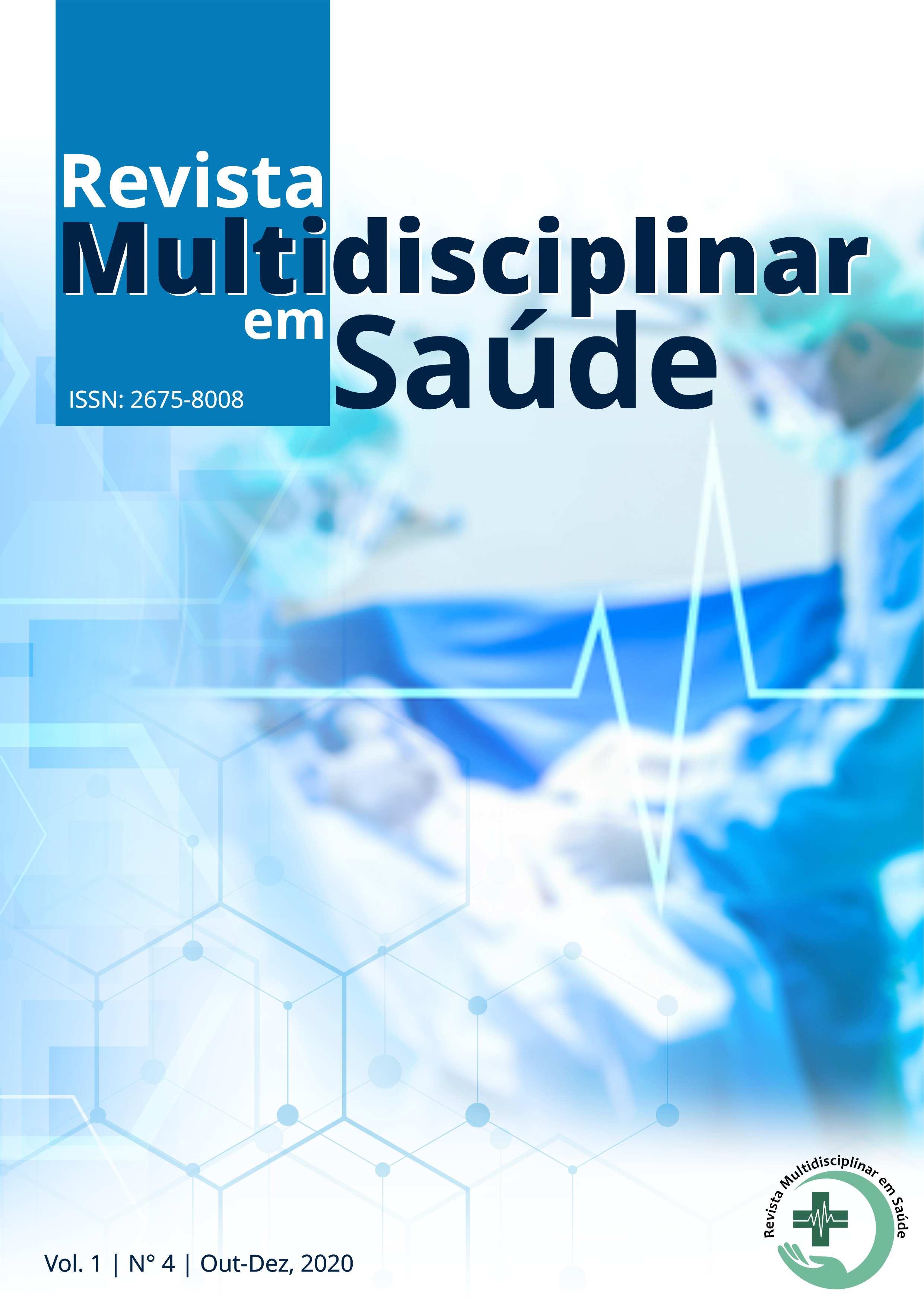 Revista Multidisciplinar em Saúde - V. 1, N. 4, 2020