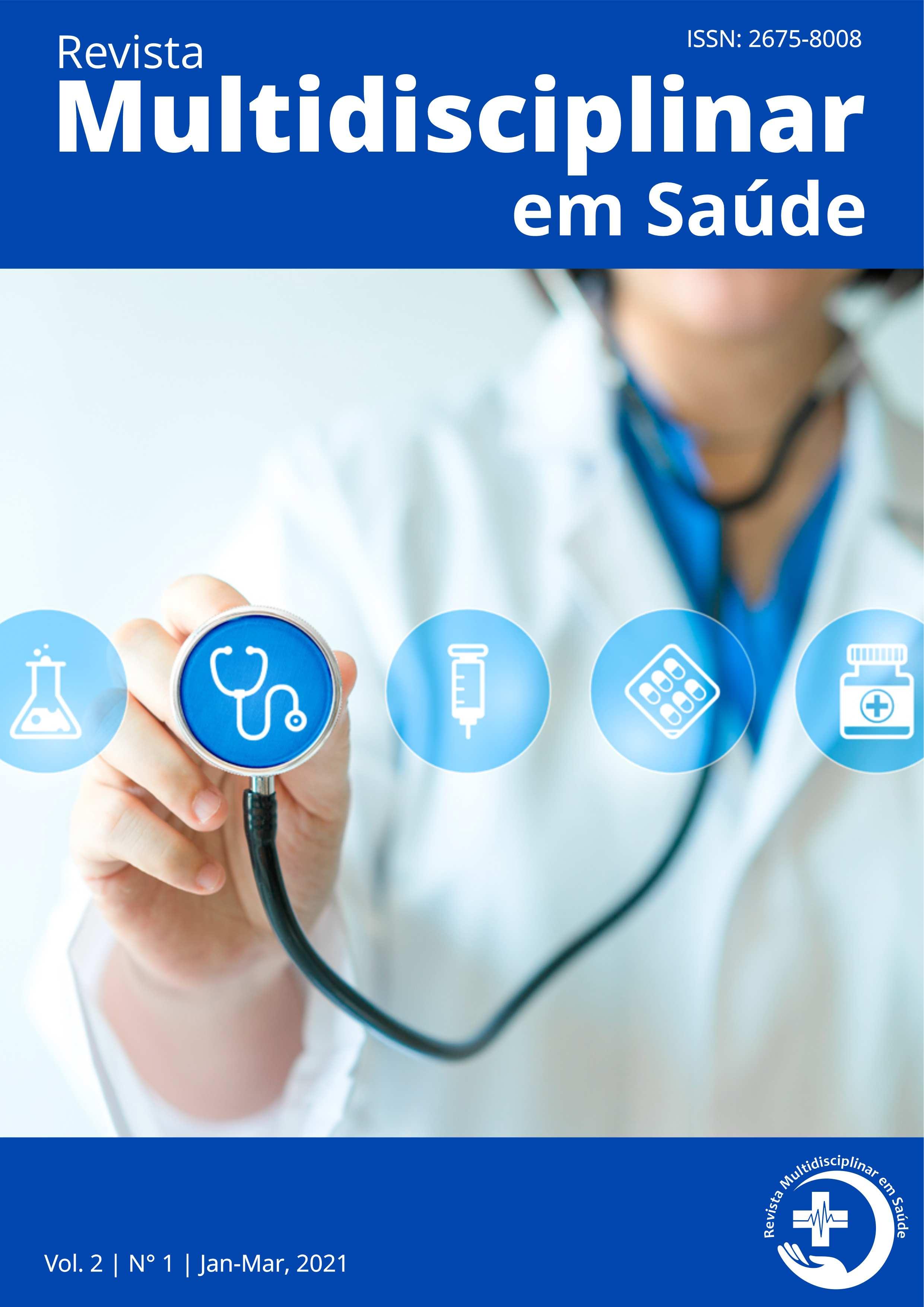 Revista Multidisciplinar em Saúde - V. 2, N. 1, 2021