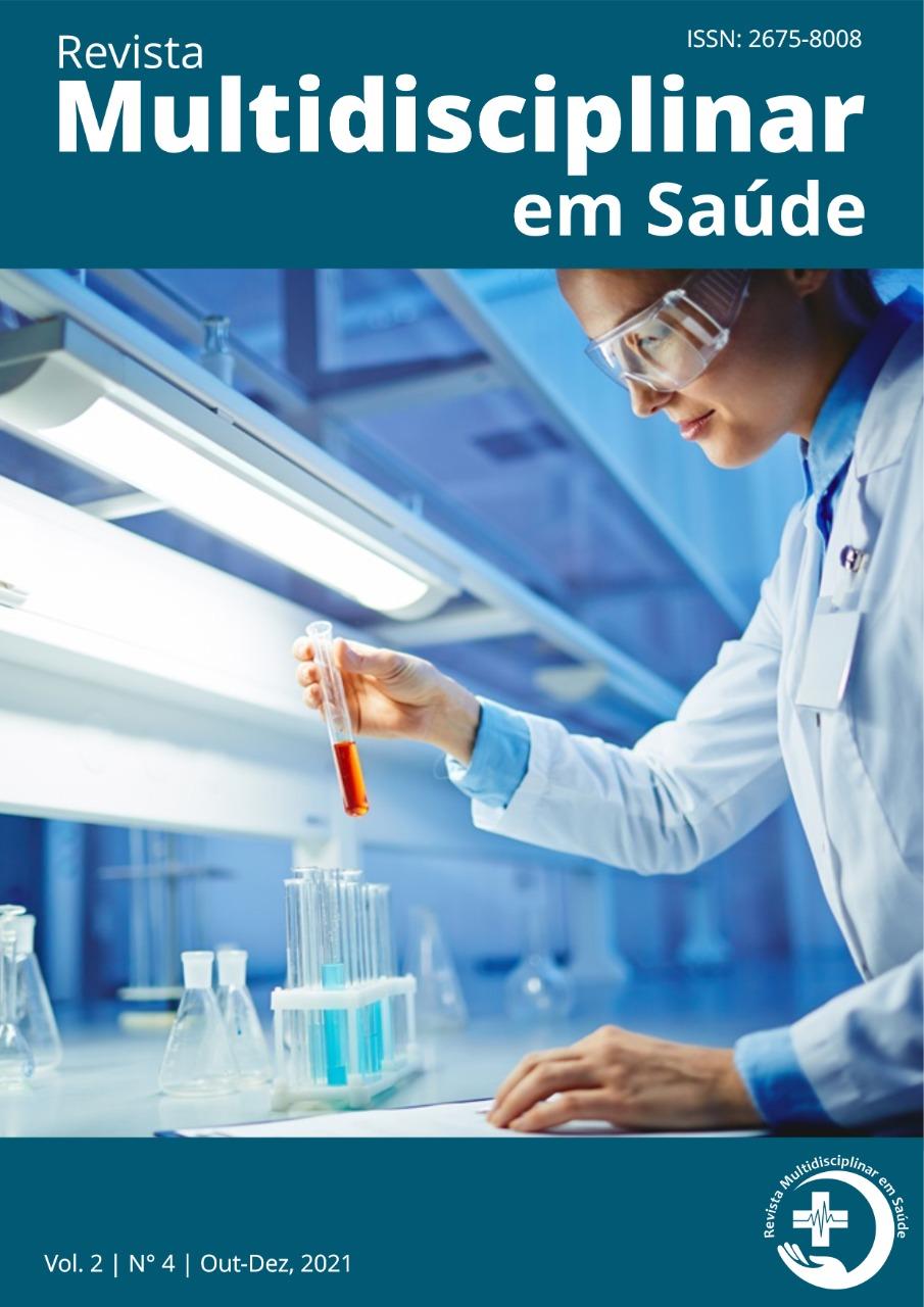 Edição Atual da Revista Multidisciplinar em Saúde